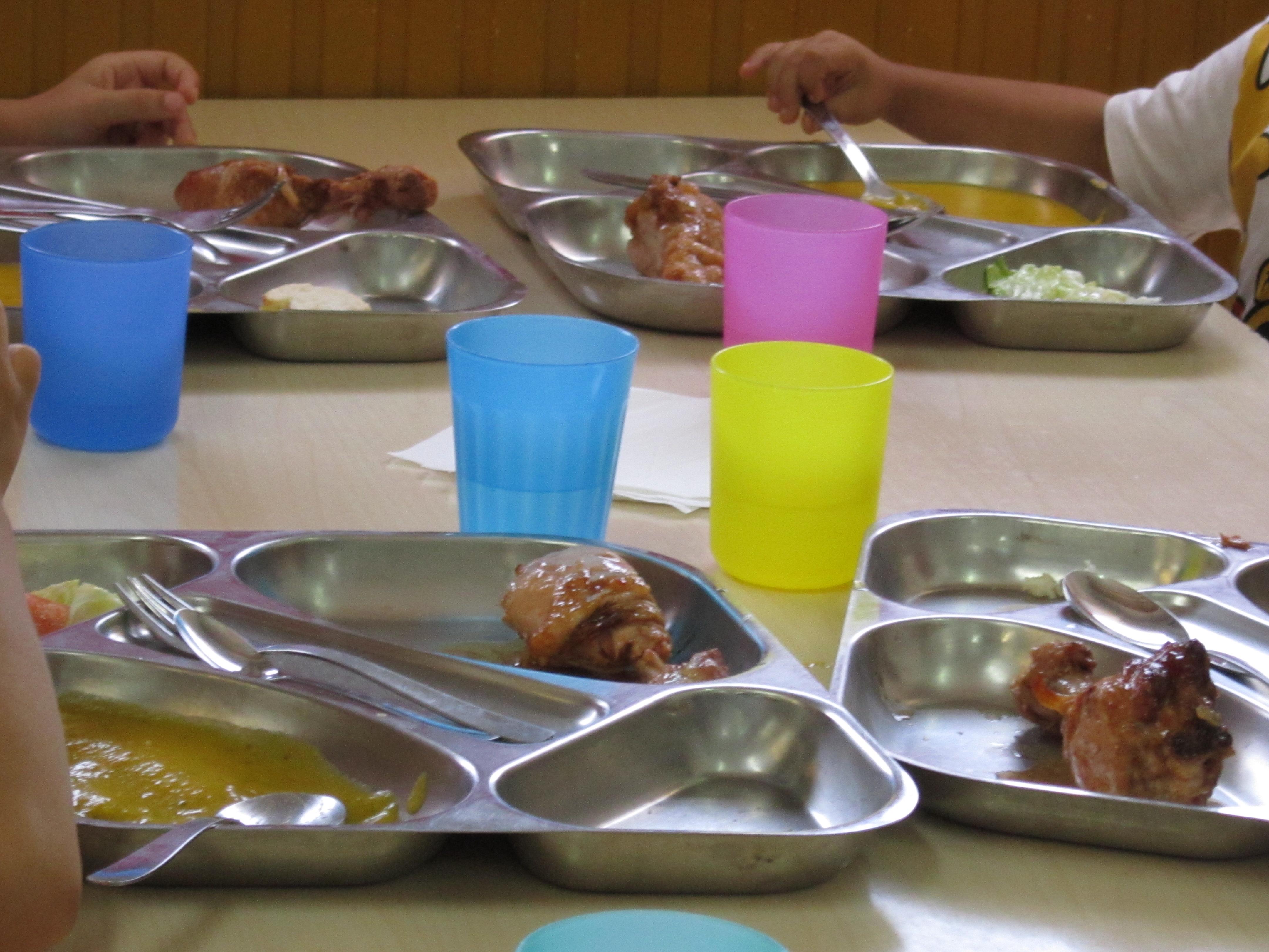 Ayudas alimentación infantil